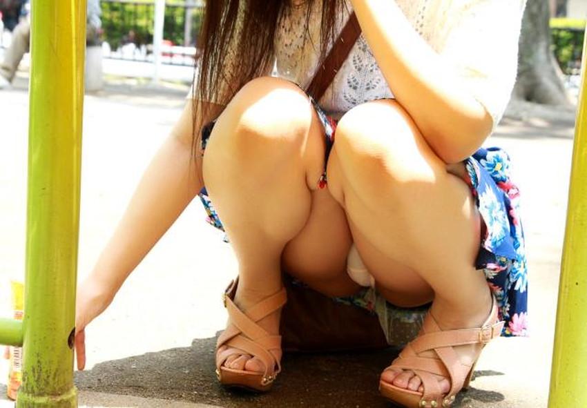 【モリマンパンティーエロ画像】パンティー履いた状態でモリマンの土手高具合がはっきりわかるモリマンパンティーのエロ画像集!ww【80枚】 38