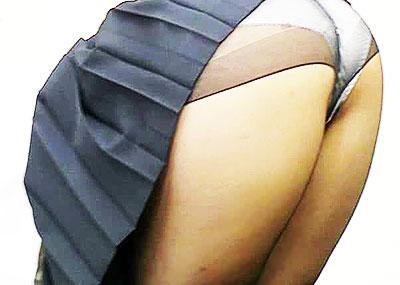 【黒タイツJKエロ画像】秋冬は黒タイツJKのストッキング越しパンチラを拝むに限る!黒タイツJKのエロ画像集w【80枚】