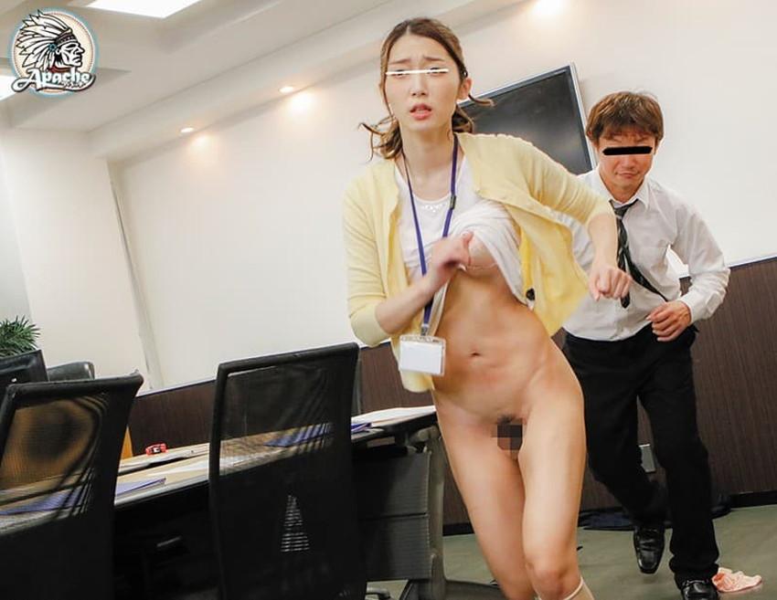 【オフィスセックスエロ画像】痴女OLが部下にオフィスで調教逆レイプ!ビッチなOLが社内でパンスト破りされてるオフィスセックスのエロ画像集!ww【80枚】 69