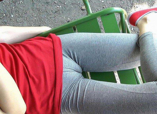 【スパッツエロ画像】スポーツ美少女やジムのOLたちのまんすじやモリマンが強調されてるスパッツのエロ画像ww【80枚】 71