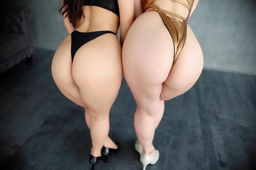【Tバックショーツエロ画像】美女の美尻が際立つTバックショーツでプリケツを強調させてるTバックショーツのエロ画像集!ww【80枚】 46