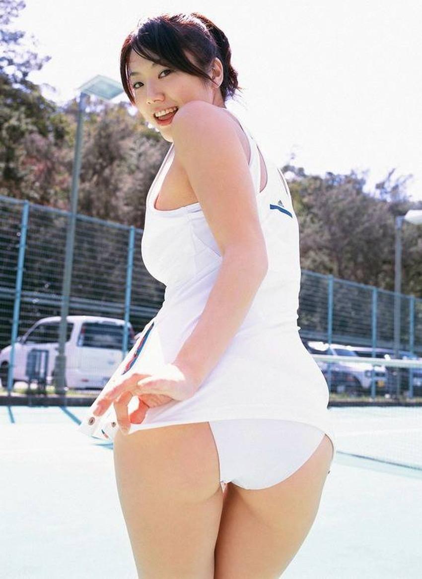 【テニスコスプレエロ画像】爽やか美少女の汗だくテニスウェアを脱がせて美乳弄りww特訓と称して美少女を寝取りまくるテニスコスプレのエロ画像集!ww【80枚】 30