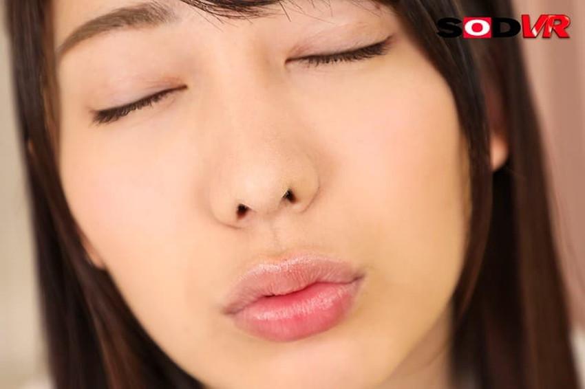 【キス顔エロ画像】超美少女やキレイなお姉さんとヴァーチャルベロチューが堪能できるキス顔のエロ画像集!ww【80枚】 07