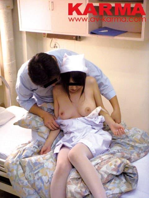 【病室セックスエロ画像】ビッチなナースや痴女ドクターが入院患者にフェラして騎乗位で腰振ってる禁断の病室セックスのエロ画像集!ww【80枚】 75