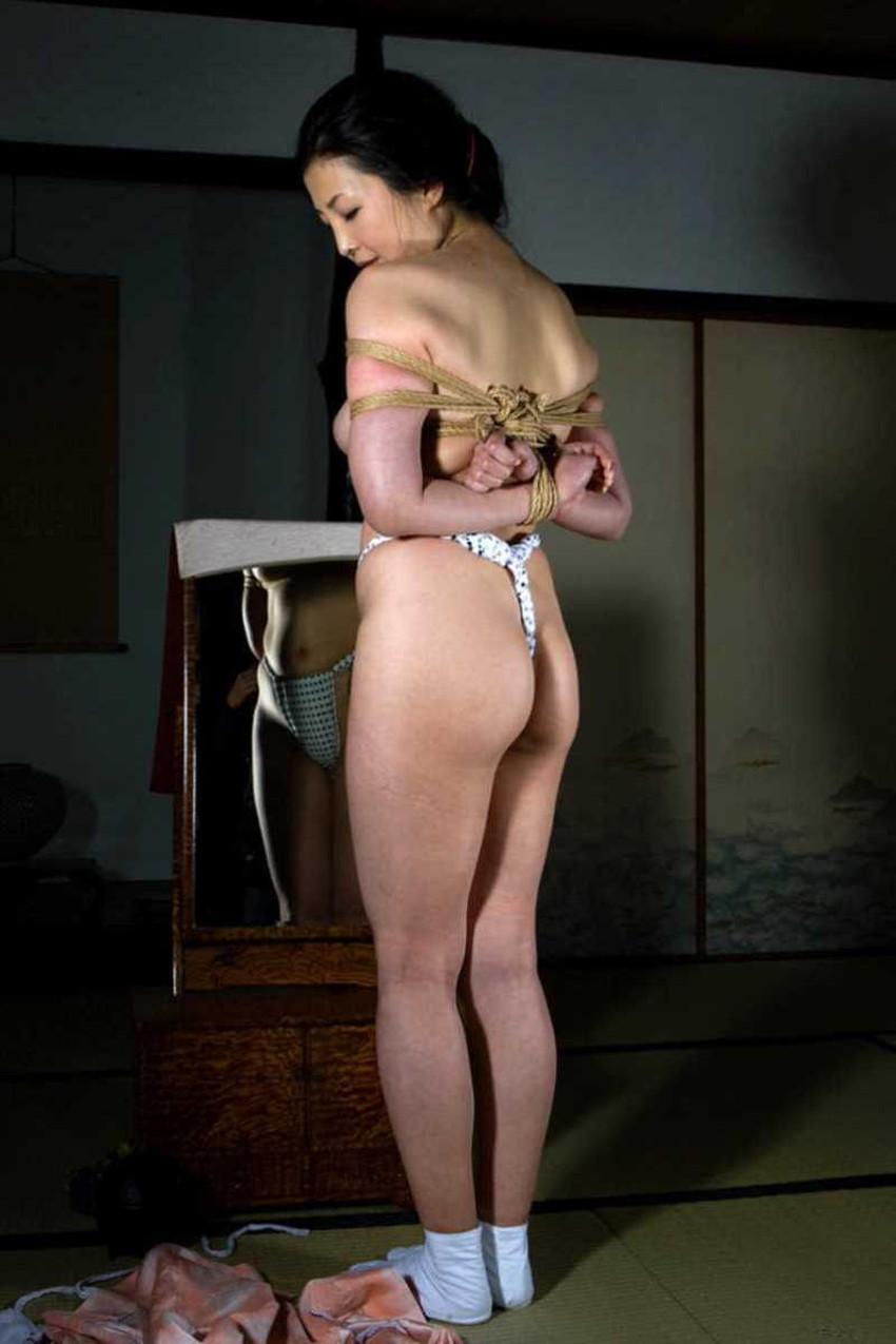 【ふんどし娘エロ画像】女子のふんどし姿がエロ過ぎる!まんすじや美尻に食い込ませながら変態着衣セックスを堪能しているふんどし娘のエロ画像集ww【80枚】 02