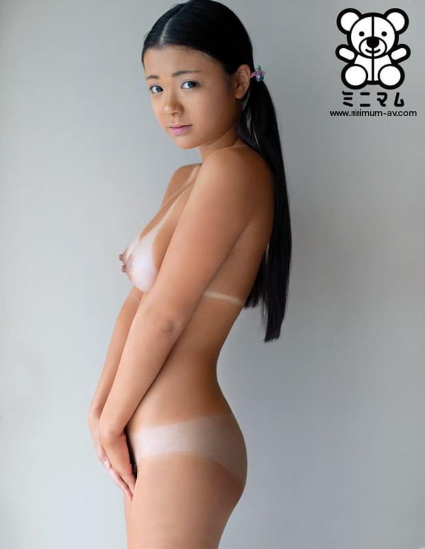 【日焼け美少女エロ画像】肌荒れ気にせずガンガンに日焼けした美少女との水着の跡を眺めながらのセックスが最高過ぎる日焼け美少女のエロ画像集!ww【80枚】 43