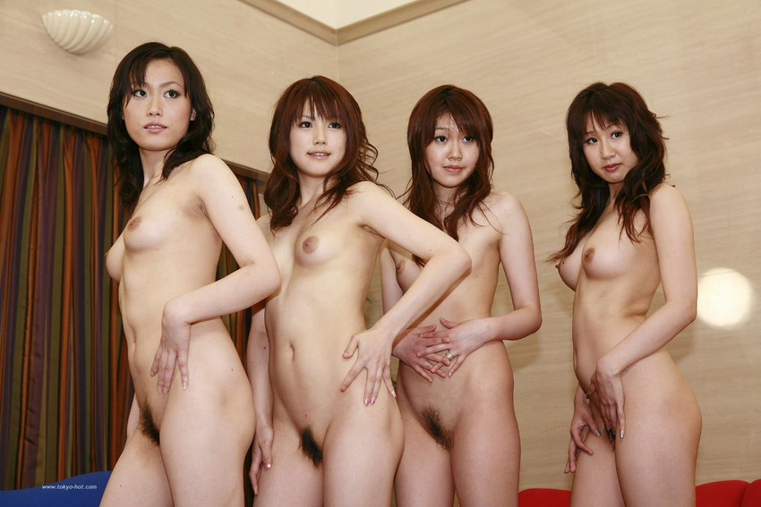 【集団ヌードエロ画像】ハーレムセックスしたくなる大量の美女達が全裸で誘惑してくれてる集団ヌードのエロ画像集!ww【80枚】 24