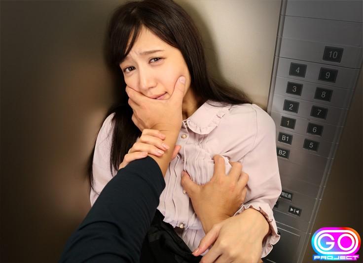 【エレベーターエロ画像】エレベーターが故障でストップしてJKやOLたちを痴漢レイプしちゃったエレベーターエロ画像集ww 49