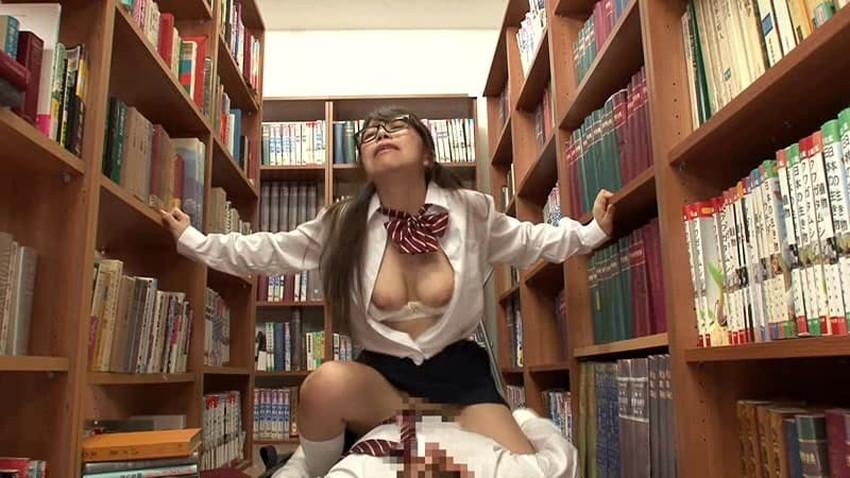 【メガネJKエロ画像】優等生のメガネっ娘を勉強の合間に調教して経験の少ないロリまんこにちんぽをブチ込んじゃってるメガネJKのエロ画像集!ww【80枚】 10
