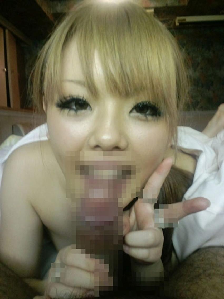 【素人フェラエロ画像】AV女優顔負けのフェラテクを披露してくれる素人ビッチとハメ撮りしたった素人フェラのエロ画像集!ww【80枚】 53