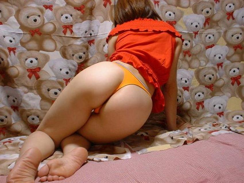 【肉厚尻エロ画像】四つん這いでデカいケツを鷲掴みしてアナルを視姦したくなる肉厚尻のエロ画像集!!【80枚】 34