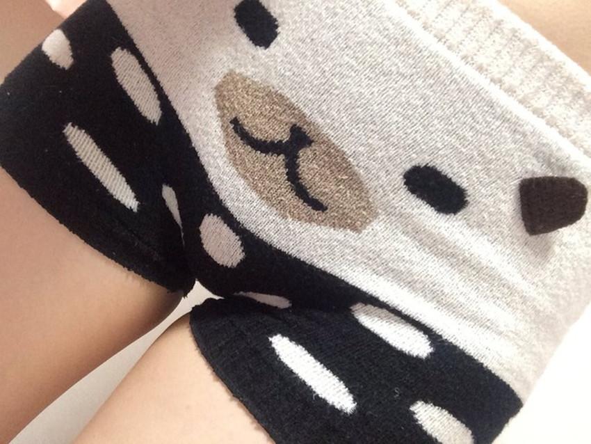 【毛糸のパンツエロ画像】手編み感のある温かそうな毛糸のパンツがパンチラしちゃった毛糸のパンツのエロ画像集!ww【80枚】 12