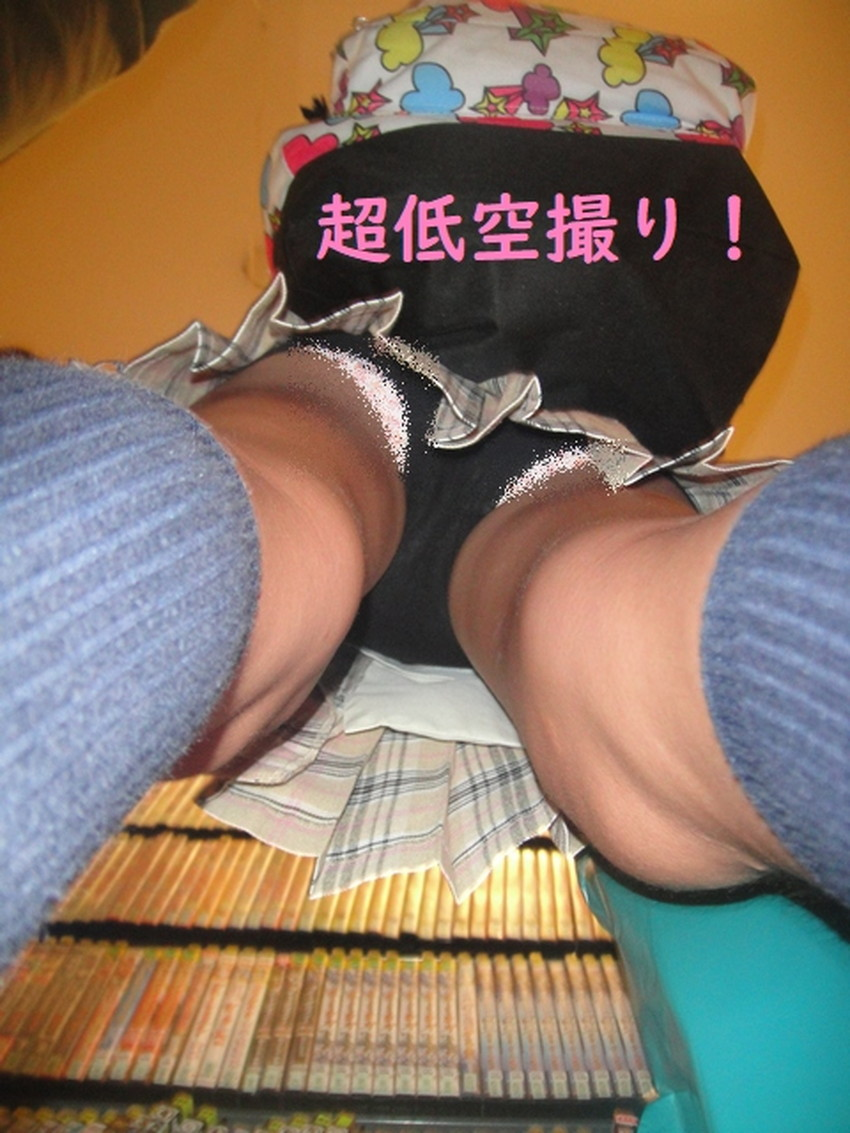 【毛糸のパンツエロ画像】手編み感のある温かそうな毛糸のパンツがパンチラしちゃった毛糸のパンツのエロ画像集!ww【80枚】 70