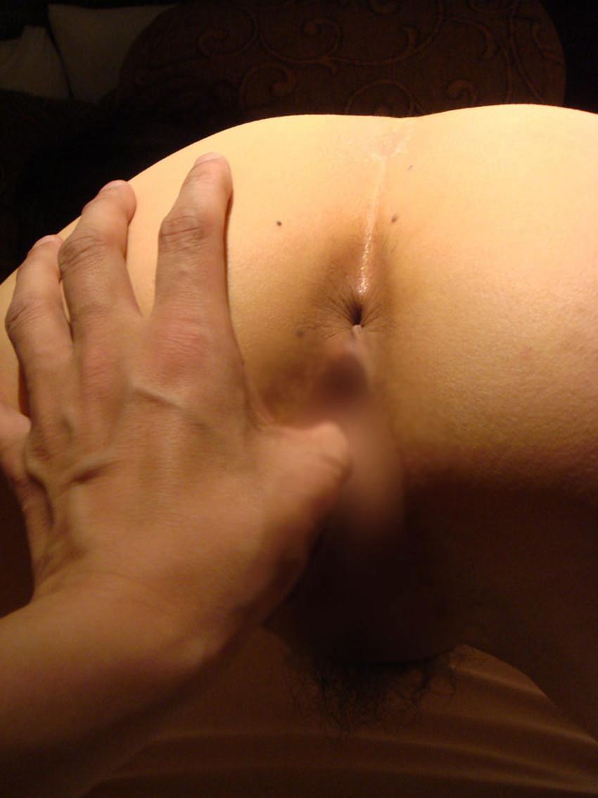 【美アナルエロ画像】まさに菊紋!と叫びたくなるキレイな肛門を見せつけてくれてる変態女子たちの美アナルのエロ画像集w【80枚】 65