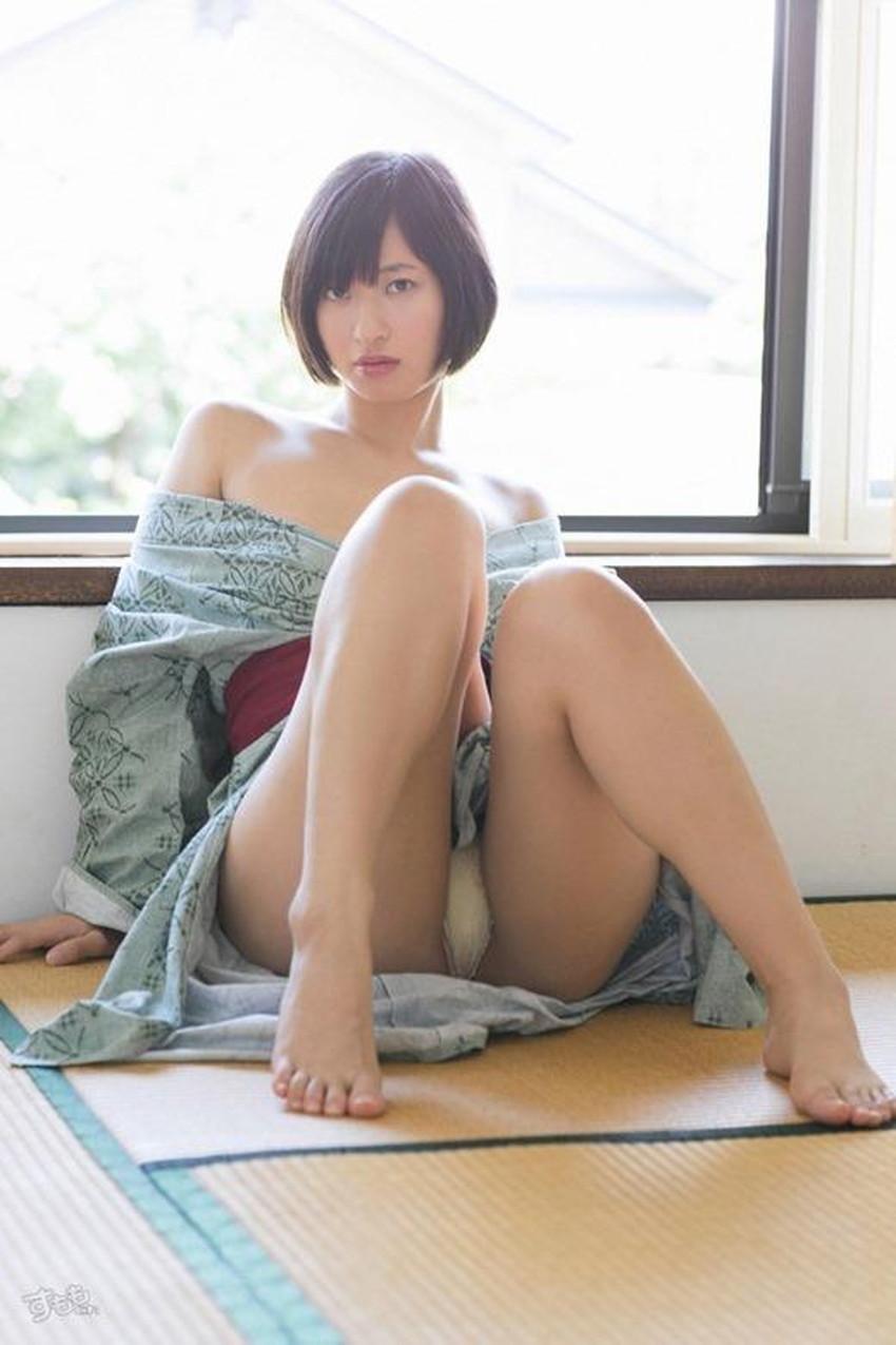【自発的パンチラエロ画像】女子自らスカートを捲ってパンティーを見せてくれる自発的パンチラのエロ画像集!ww【80枚】 67