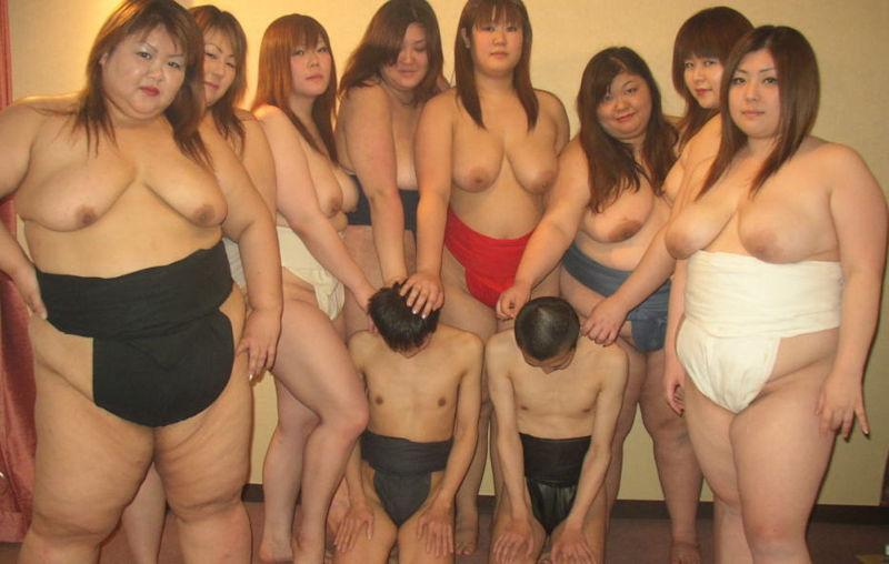 【女相撲エロ画像】美女やデカ尻人妻たちがふんどしを食い込ませてガチバトルする女相撲のエロ画像集!ww【80枚】 08