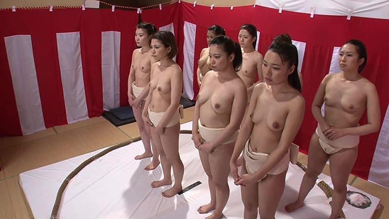 【女相撲エロ画像】美女やデカ尻人妻たちがふんどしを食い込ませてガチバトルする女相撲のエロ画像集!ww【80枚】 22