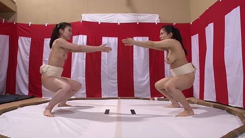 【女相撲エロ画像】美女やデカ尻人妻たちがふんどしを食い込ませてガチバトルする女相撲のエロ画像集!ww【80枚】 40