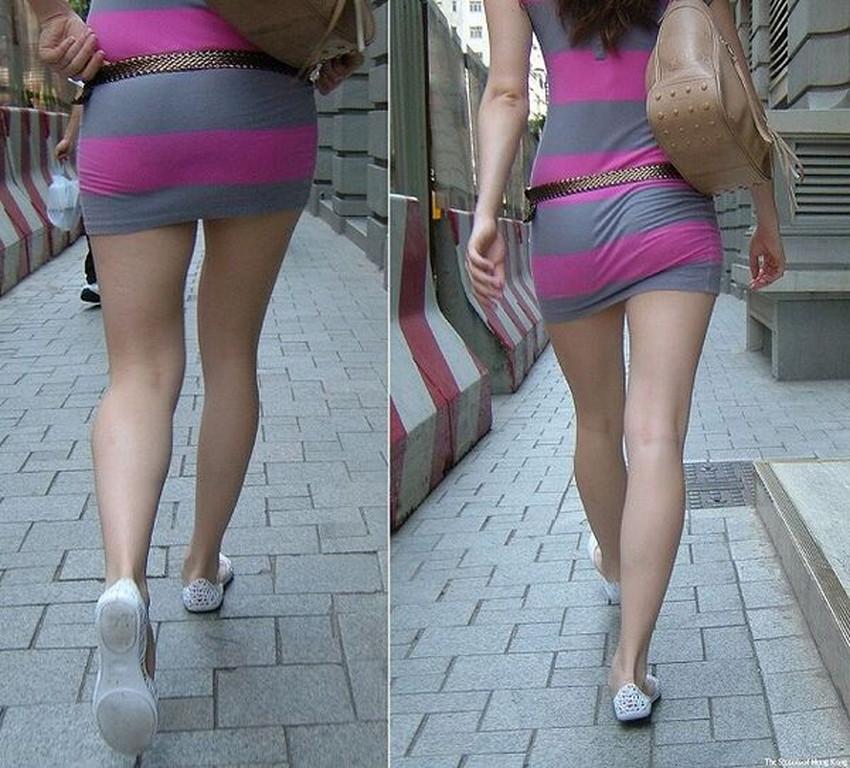 【ミニスカ素人エロ画像】階段やエスカでパンチラ必死のミニスカ履いてる素人ギャルを隠し撮りしたミニスカ素人のエロ画像集!ww【80枚】 15