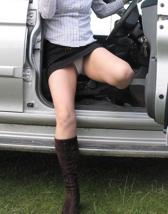 【ドライブデートエロ画像】ドライブデートで彼女やセフレと車内フェラやカーセックスしちゃったドライブデートのエロ画像集!ww【80枚】 32