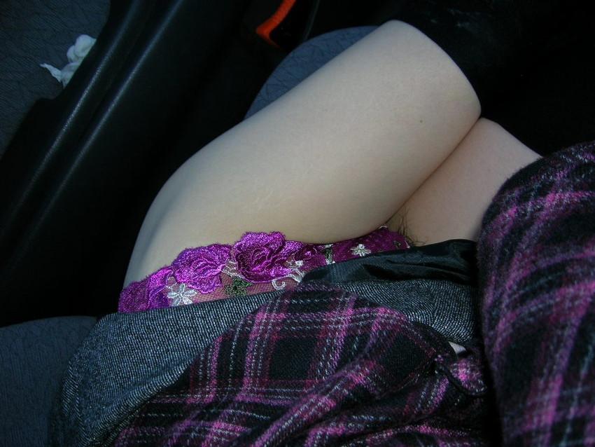 【ドライブデートエロ画像】ドライブデートで彼女やセフレと車内フェラやカーセックスしちゃったドライブデートのエロ画像集!ww【80枚】 64