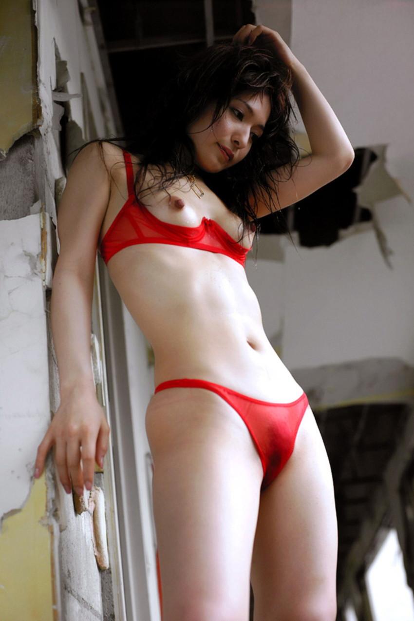 【過激下着エロ画像】おっぱいやおまんこが丸見えでセックス用に特化した過激下着のエロ画像集!ww【80枚】 34