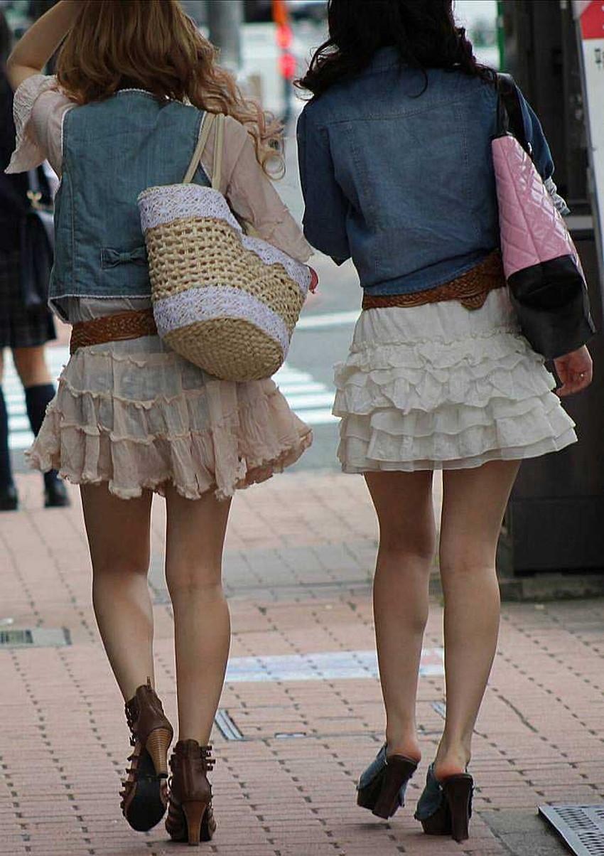 【透けパンツエロ画像】清楚なお嬢さんのスカートやズボンからパンティーが透けて丸見えよりも卑猥に見える透けパンツのエロ画像集!ww【80枚】 64
