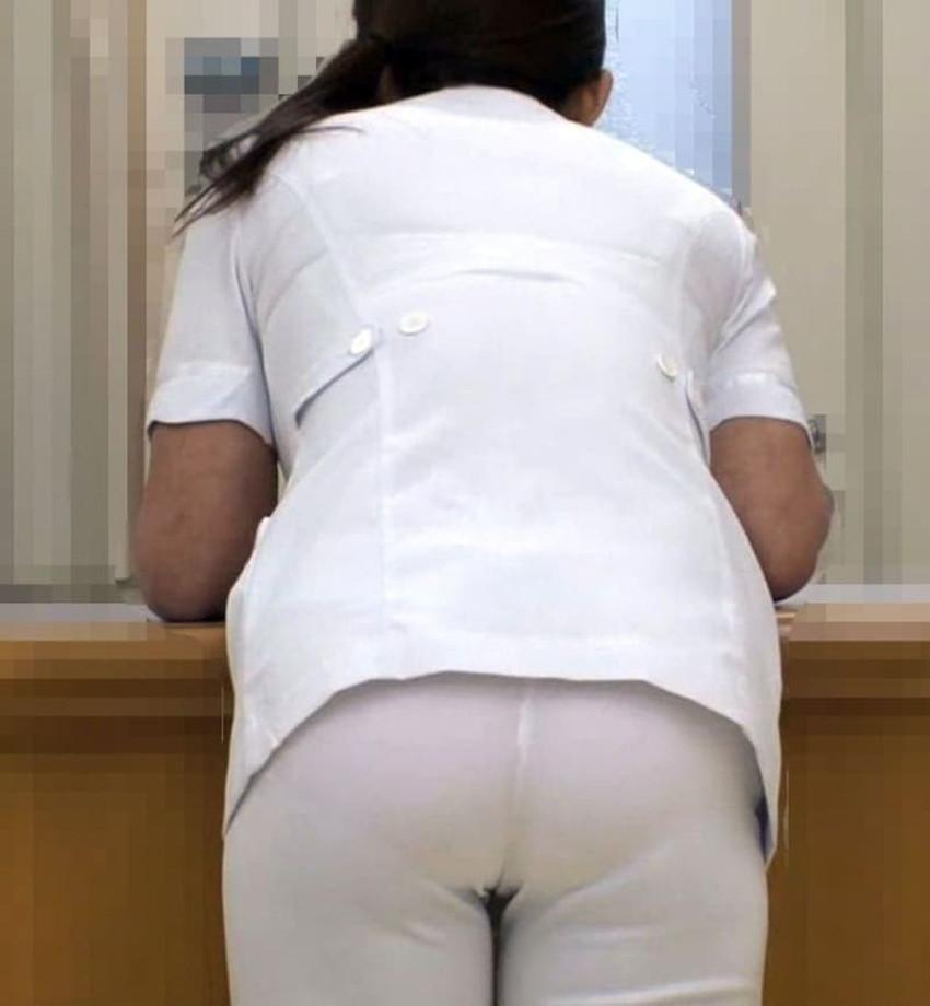 【透けパンツエロ画像】清楚なお嬢さんのスカートやズボンからパンティーが透けて丸見えよりも卑猥に見える透けパンツのエロ画像集!ww【80枚】 69
