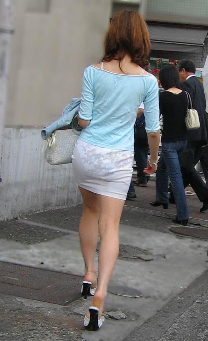 【透けパンツエロ画像】清楚なお嬢さんのスカートやズボンからパンティーが透けて丸見えよりも卑猥に見える透けパンツのエロ画像集!ww【80枚】 77