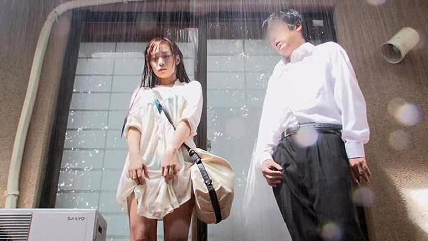 【濡れ透け下着エロ画像】シャワーや豪雨で下着まで透けて陰毛や乳首が丸見えになってる濡れ透け下着のエロ画像集!ww【80枚】 26
