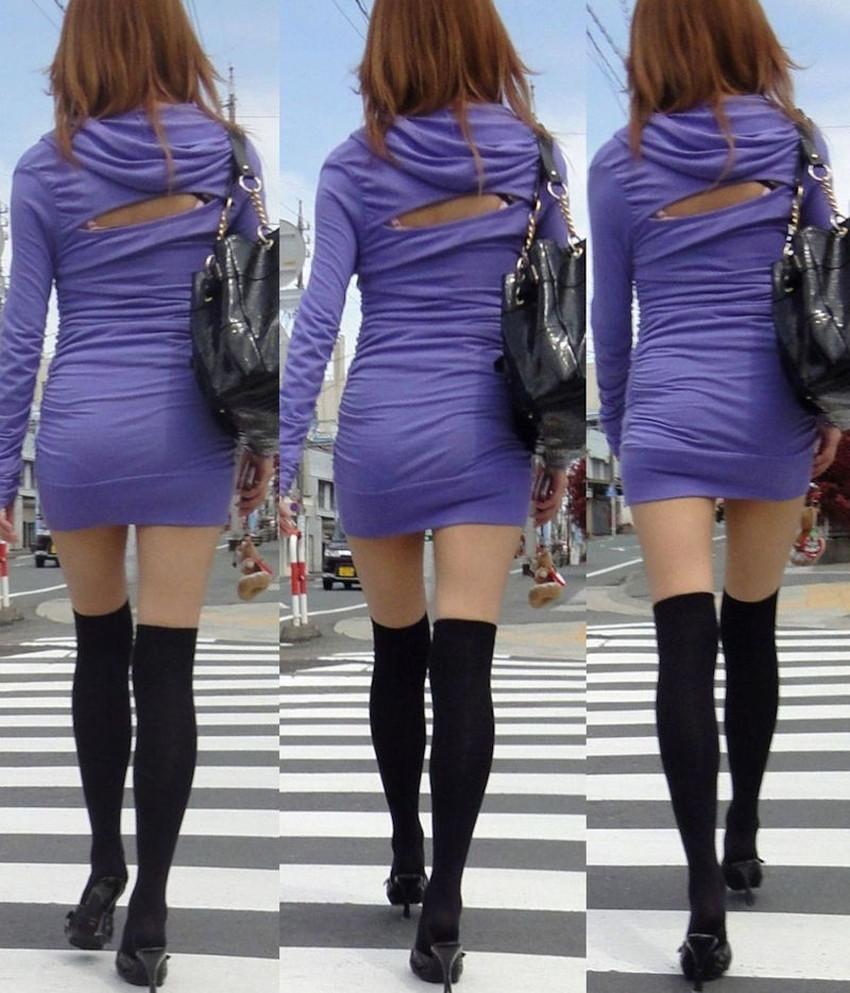 【ミニスカワンピエロ画像】ミニスカワンピ女子のパンチラを覗いたり服の中に手を突っ込み着衣セックスしてるミニスカワンピのエロ画像集!ww【80枚】 16