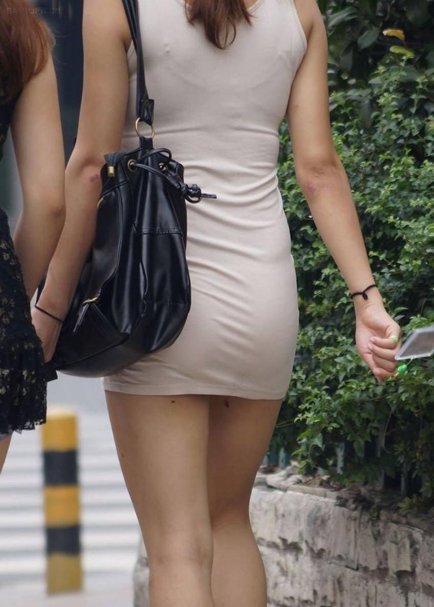 【ミニスカワンピエロ画像】ミニスカワンピ女子のパンチラを覗いたり服の中に手を突っ込み着衣セックスしてるミニスカワンピのエロ画像集!ww【80枚】 32