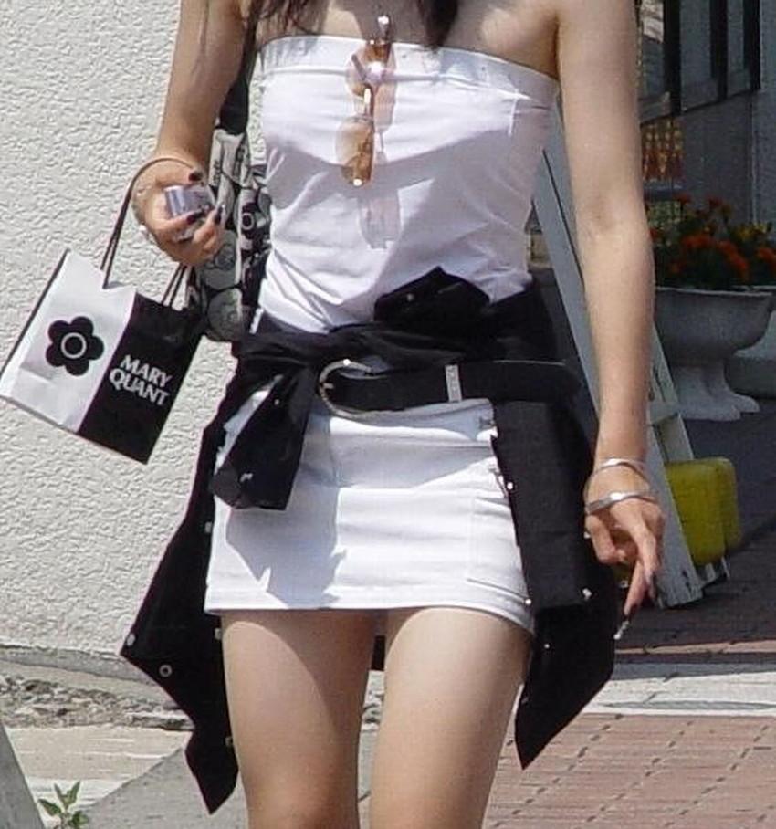 【ミニスカワンピエロ画像】ミニスカワンピ女子のパンチラを覗いたり服の中に手を突っ込み着衣セックスしてるミニスカワンピのエロ画像集!ww【80枚】 39
