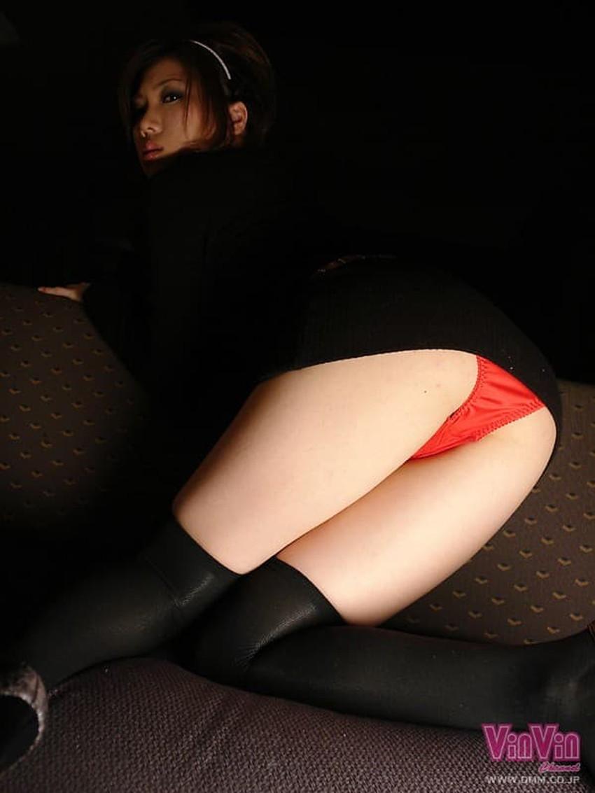 【ミニスカワンピエロ画像】ミニスカワンピ女子のパンチラを覗いたり服の中に手を突っ込み着衣セックスしてるミニスカワンピのエロ画像集!ww【80枚】 44