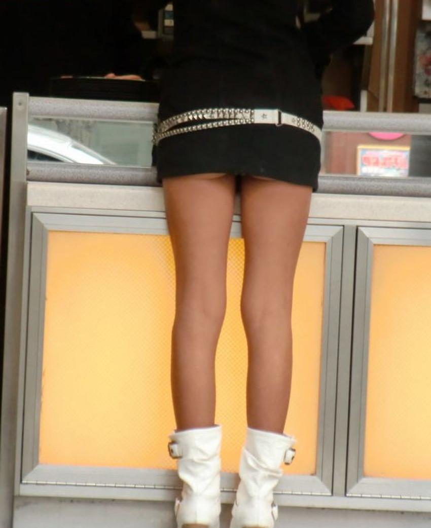 【ミニスカワンピエロ画像】ミニスカワンピ女子のパンチラを覗いたり服の中に手を突っ込み着衣セックスしてるミニスカワンピのエロ画像集!ww【80枚】 65