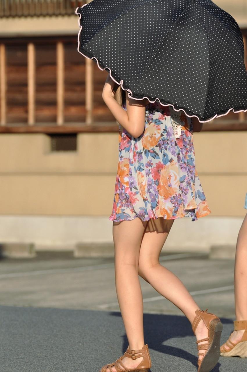 【ミニスカワンピエロ画像】ミニスカワンピ女子のパンチラを覗いたり服の中に手を突っ込み着衣セックスしてるミニスカワンピのエロ画像集!ww【80枚】 69