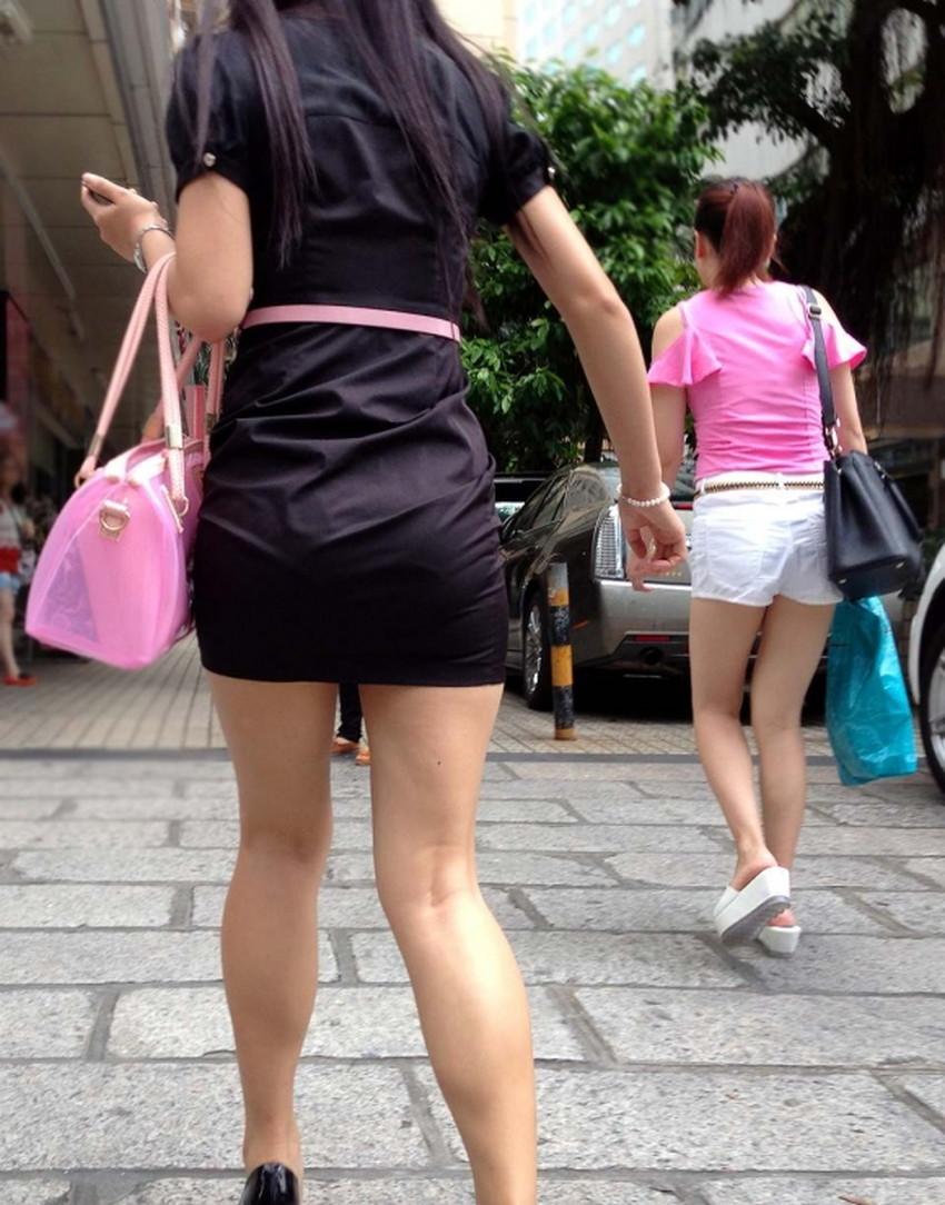 【ミニスカワンピエロ画像】ミニスカワンピ女子のパンチラを覗いたり服の中に手を突っ込み着衣セックスしてるミニスカワンピのエロ画像集!ww【80枚】 72