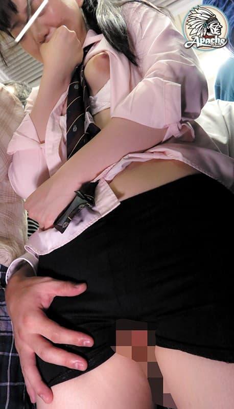 【パンティー素股エロ画像】パンティー履いたままの素股で焦らされてマン汁の染みができてるパンティー素股のエロ画像集!ww【80枚】 73