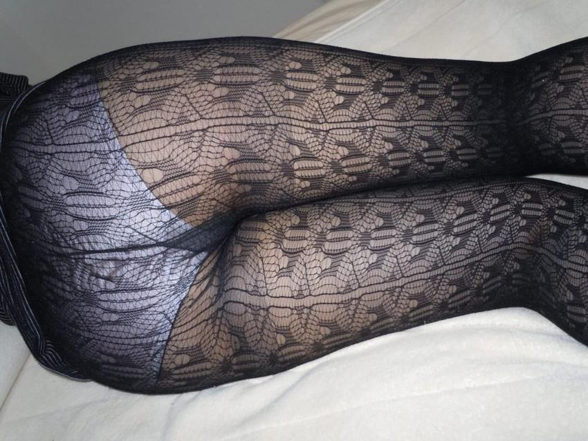 【柄タイツエロ画像】美脚をセクシーに際立てくれる模様入のタイツやパンストで誘惑してくれてる柄タイツのエロ画像集!ww【80枚】 04