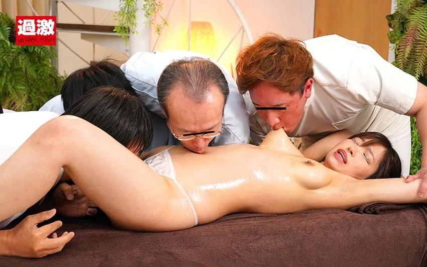 【エロマッサージエロ画像】OLや人妻にセクハラ整体し放題!ローション塗って乳首やクリを弄りまくるエロマッサージのエロ画像集!ww【80枚】