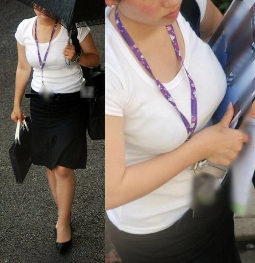 【巨乳盗撮エロ画像】デカパイ素人女子の着衣巨乳や胸チラを隠し撮りした巨乳盗撮のエロ画像集!ww【80枚】 29