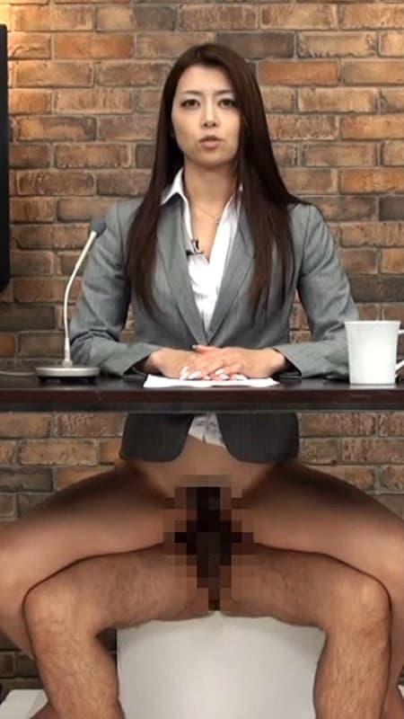 【アナウンサーエロ画像】清楚でカワイイ女子アナウンサーを放送中に寝取って輪姦調教!アヘ顔を全国に晒しちゃったアナウンサーのエロ画像集ww【80枚】 67