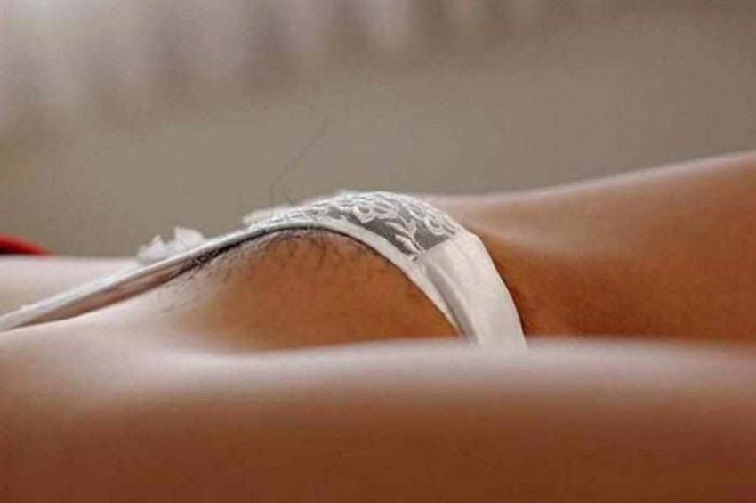 【プニまんエロ画像】モリマンが柔らかくてプニップニに盛り上がっているプニまん女子のエロ画像集!【80枚】 11