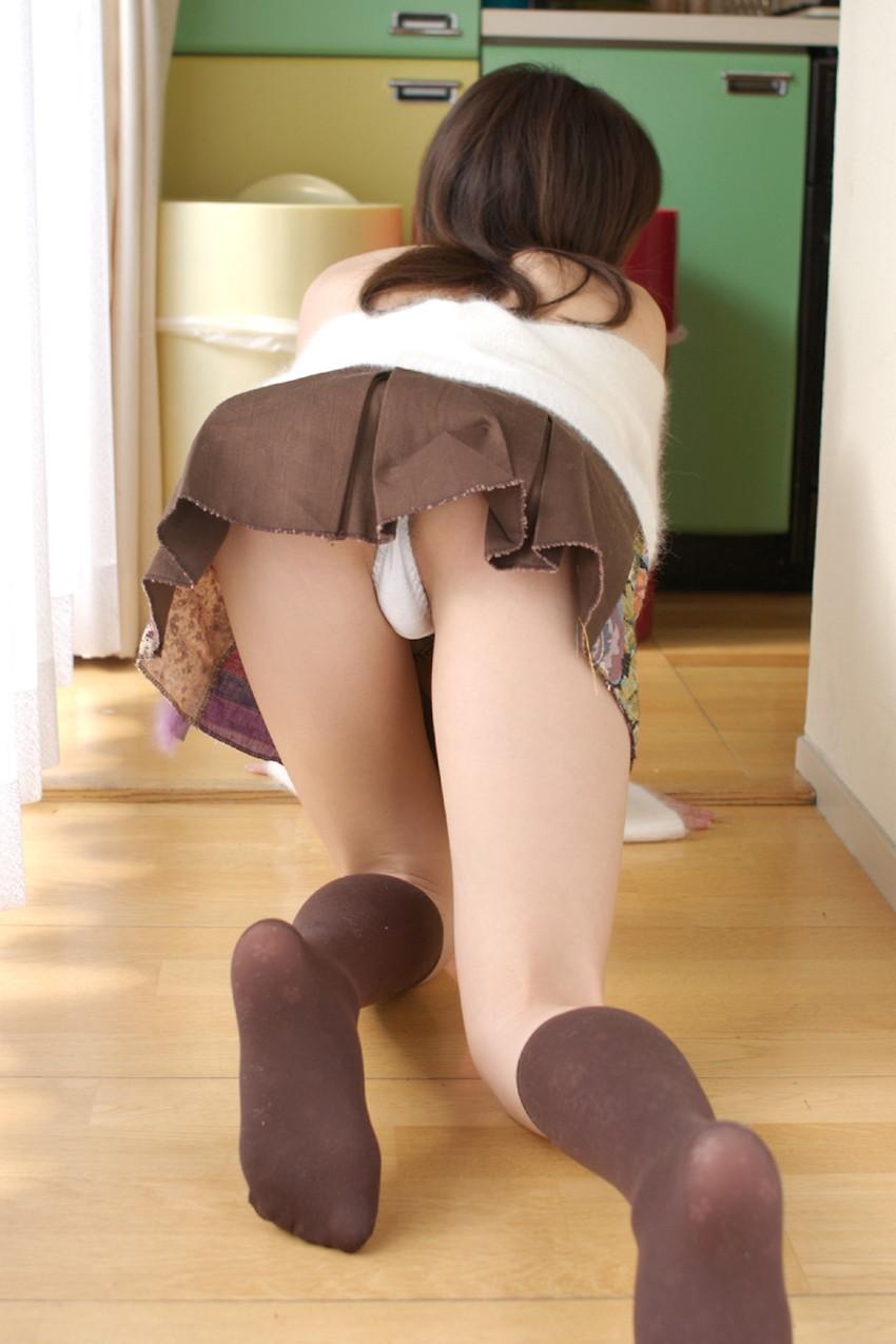【プニまんエロ画像】モリマンが柔らかくてプニップニに盛り上がっているプニまん女子のエロ画像集!【80枚】 44
