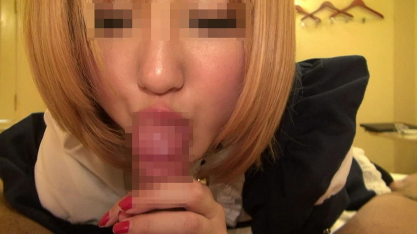 【亀頭キスエロ画像】女の子がフェラに入る前に亀頭にチュっとキスする瞬間が堪らない亀頭キスのエロ画像集!【80枚】 05