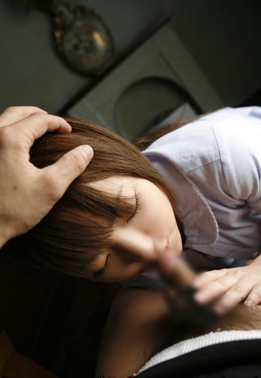 【亀頭キスエロ画像】女の子がフェラに入る前に亀頭にチュっとキスする瞬間が堪らない亀頭キスのエロ画像集!【80枚】 41