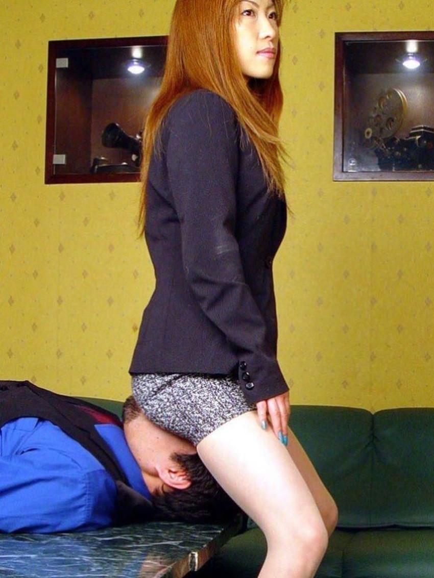 【パンティークンニエロ画像】美女の下着姿やぷっくりモリマンに我慢できず下着の上からむしゃぶりついてるパンティークンニのエロ画像集!【80枚】 35