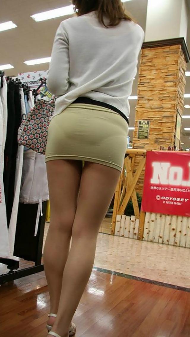 【タイトスカートエロ画像】OLや女教師、人妻たちのむっちりデカ尻を包み込み、パンティーラインが見え隠れするタイトスカートのエロ画像集!!【80枚】 36