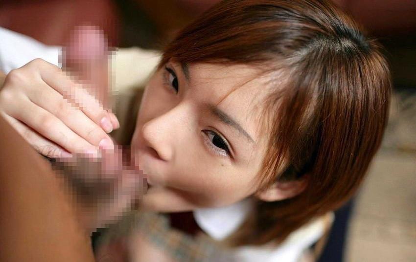 【玉舐めエロ画像】経験豊富なお姉さんがねっとりフェラしながら睾丸を口の中で転がしてくれる玉舐めのエロ画像集ですww【80枚】 14