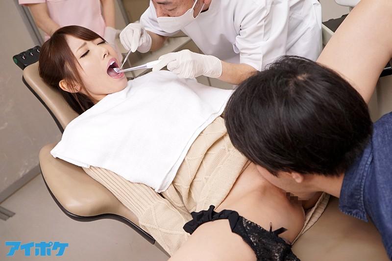 【歯医者エロ画像】歯医者の痴女歯科助手が逆レイプしたり鬼畜な歯科医が患者を寝取っちゃってる歯医者のエロ画像集!!【80枚】 64